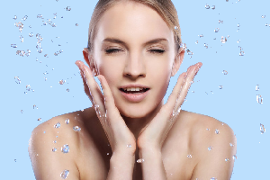 je handen en lichaam wassen