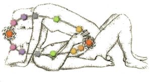 seks en de energie van het aura