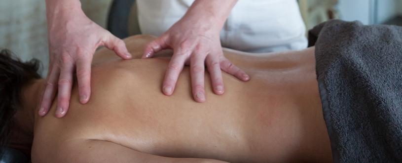 een sport- of deep tissue massage is niet alleen voor sporters