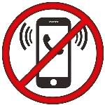 tijdens het masseren staan mijn (en jouw) telefoon uit!