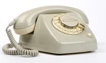 PTT T65 telefoon met draaischijf