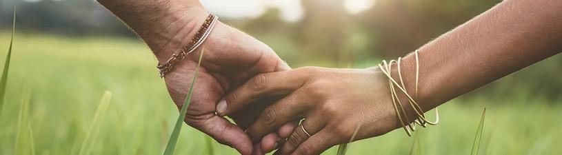 Liefdevolle connectie